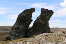 Leaning Rock / Rees Valley - Shirley Taylor
